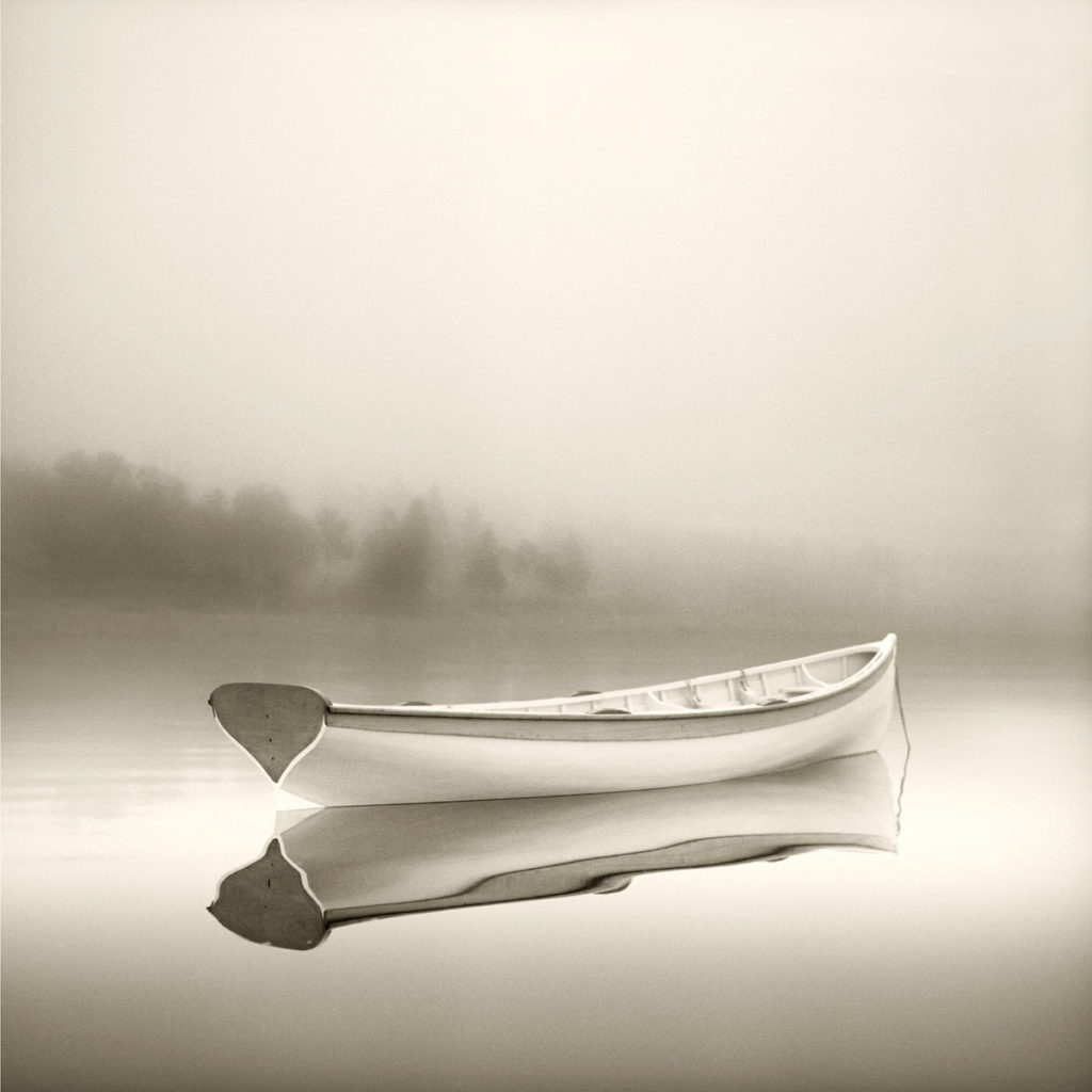 Photograph of American Beauty a whitehall pulling boat the WoodenBoat School Brooklin Maine