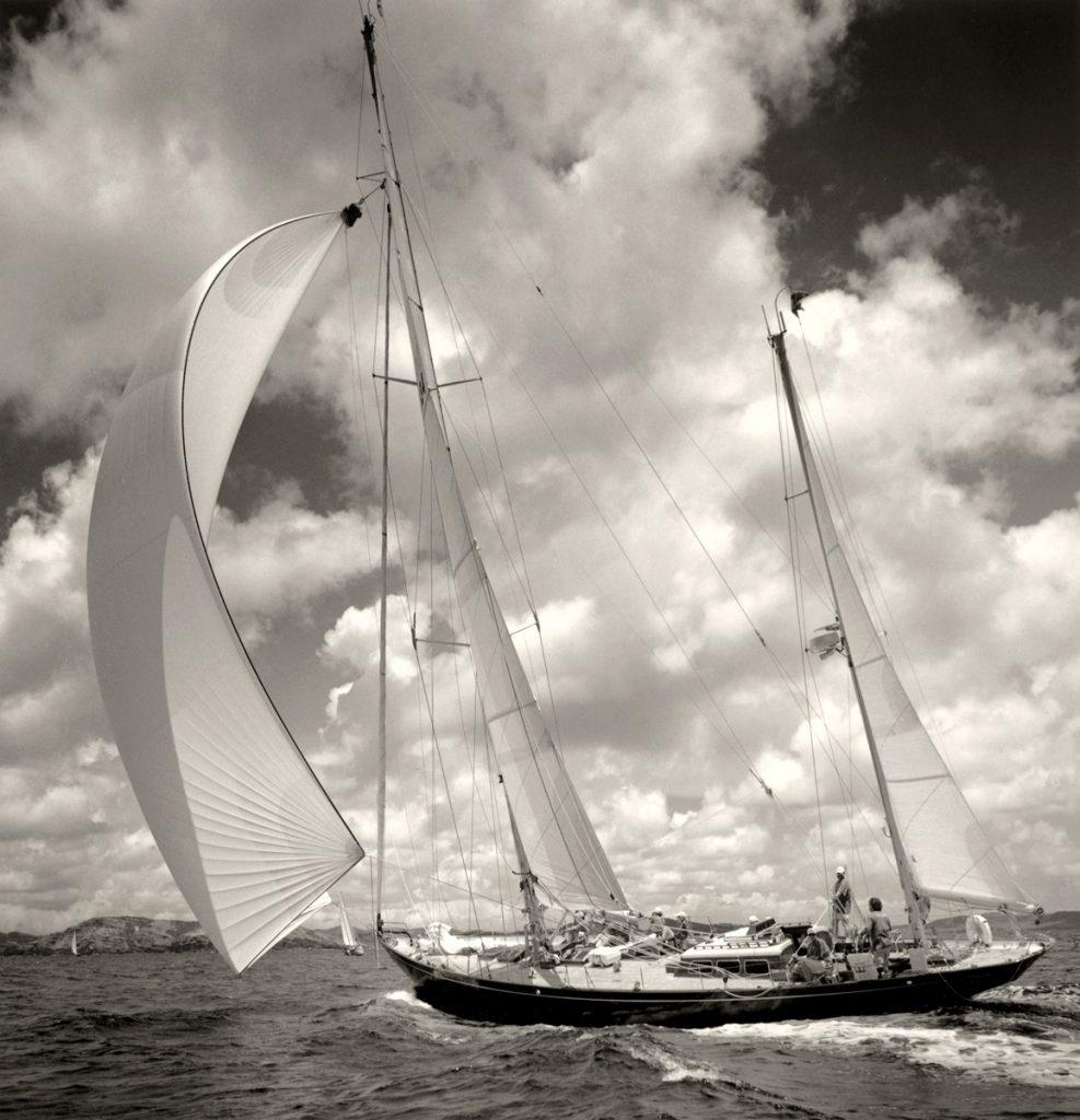 Photograph Bolero sailing Antigua