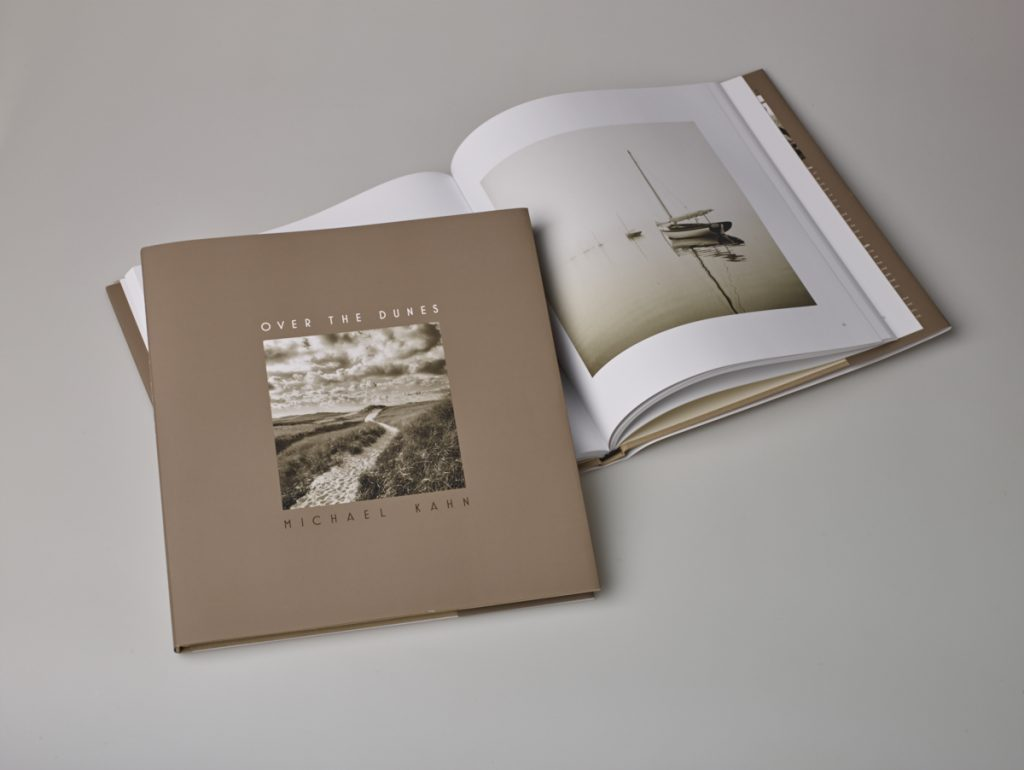 Over the Dunes photography book Michael Kahn